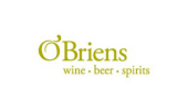 O'Briens Wine Off-Licence (valid for purchase of wines only)